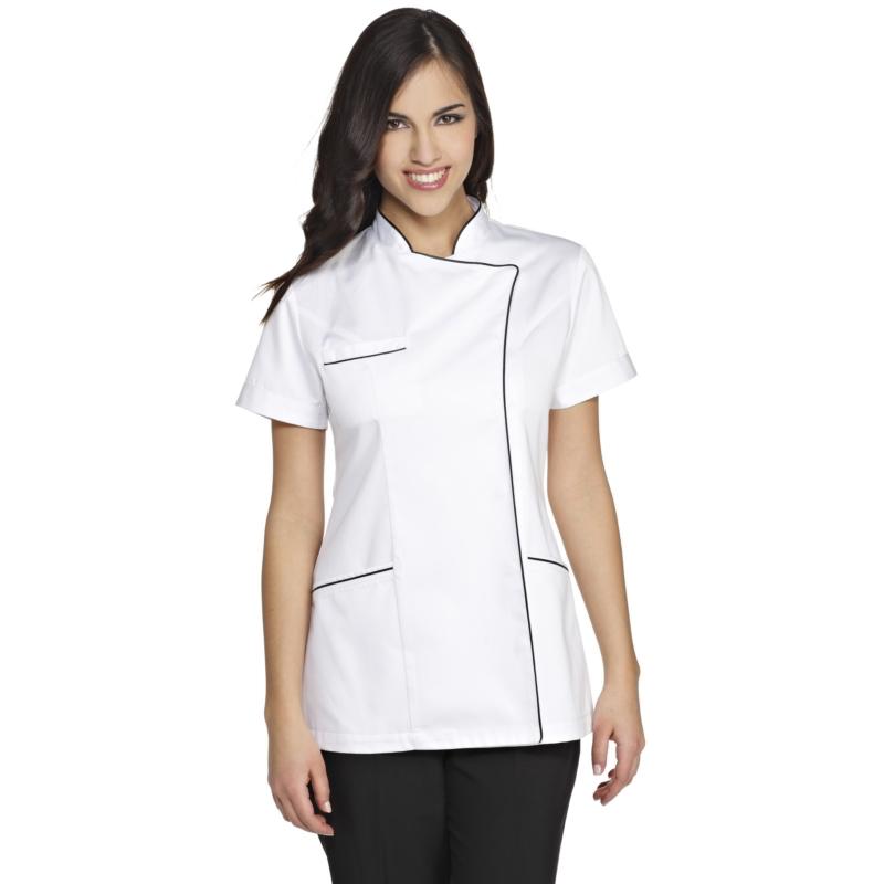 quality design 2a325 6c734 Abbigliamento : Casacca donna manica corta bianca