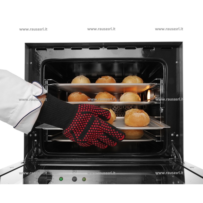 Cucina guanti da forno resistenti al calore - Guanti da cucina ...