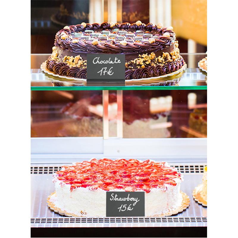 Tavola e buffet lavagnette da tavolo a8 - Lavagnette da cucina ...