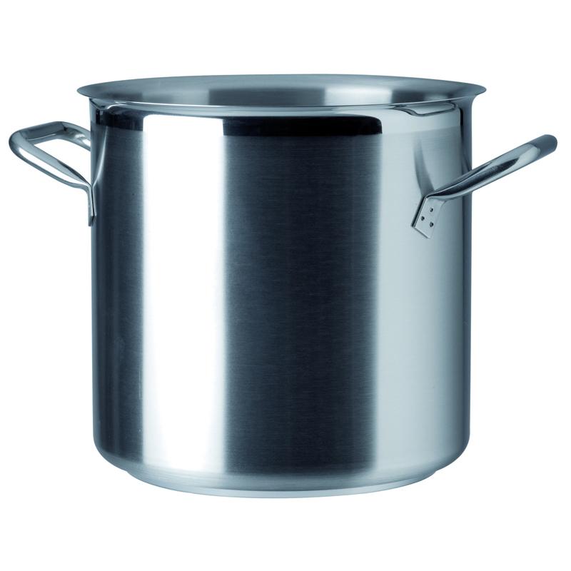Pentole pentola acciaio 2 maniglie - Maniglie cucina acciaio ...